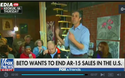 Parkland Father Slams Fox's Pete Hegseth For Telling People to Buy More AR-15s: 'You Miserable Human Being'