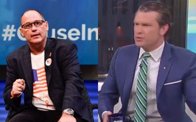 Fred Guttenberg Responds to Pete Hegseth