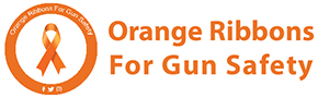 Orange Ribbons for Gun Safety