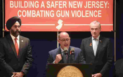 Father of Parkland Victim at Phil Murphy Event