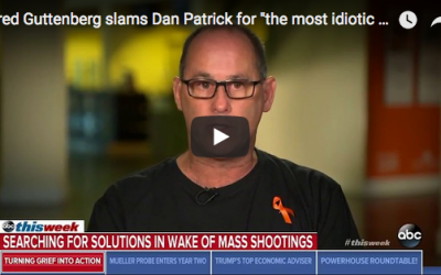'I'm raging right now': Dad of Parkland victim burns down Lt. Gov. Dan Patrick for 'the most idiotic comments ever'