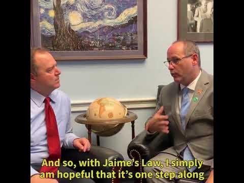 Representative Adam Schiff & Fred Guttenberg Meeting