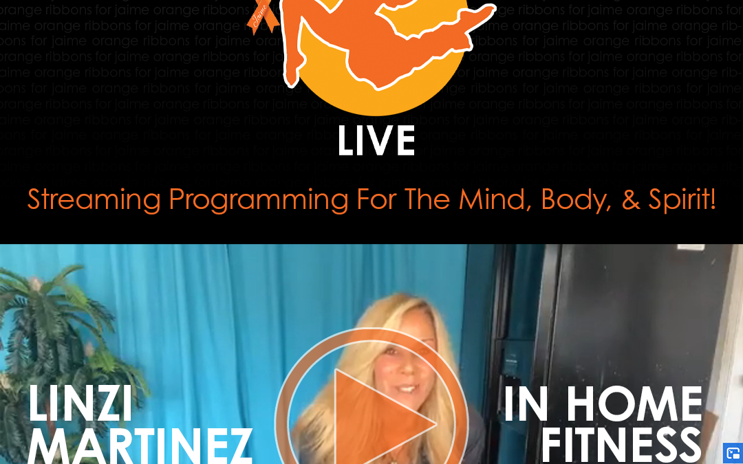 In-Home Fitness with Linzi Martinez